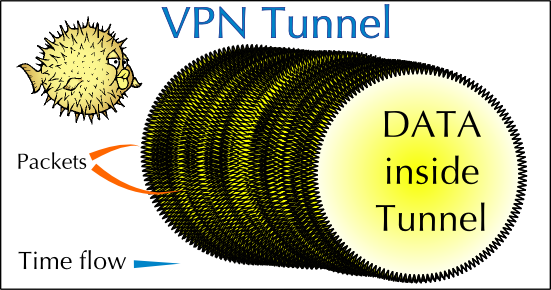 What is a VPN Tunnel? - VPN Tunnel with OpenBSD Puffy