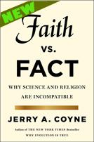 Faith vs Fact book cover