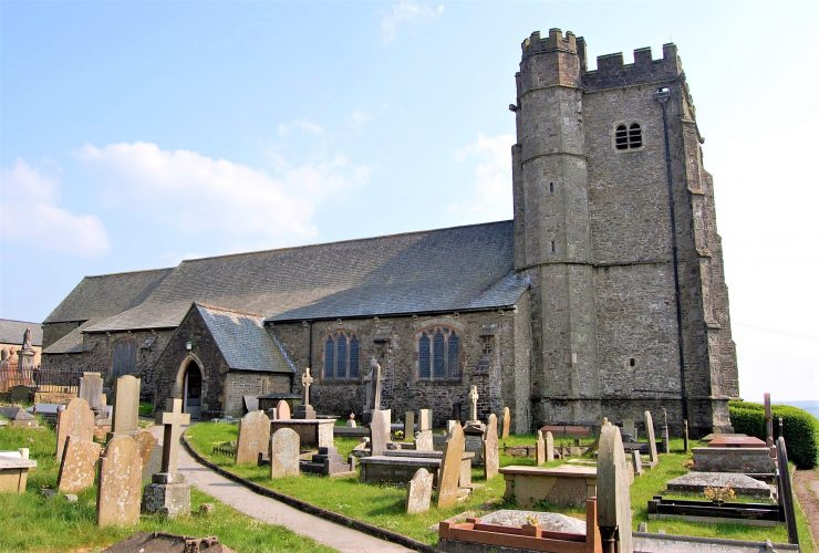 Powys Parish Records; Baptisms, marriages and burials of 1665.
