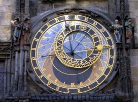 Часы на Староместской ратуше