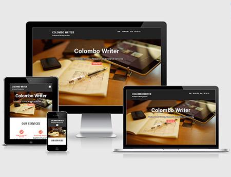 web design colombo