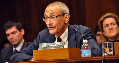 John Podesta's Payoff for Helping Hillary Give American Military Technology to Russia's Putin