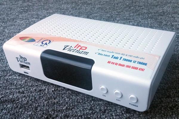 Đầu thu DVB T2 STB-1506