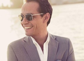 Marc Anthony Dating 21-Year-Old Model