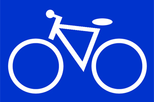 Bike symbol