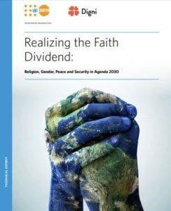 Realizing the Faith Dividend