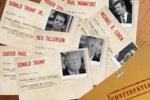 All the orange president's men