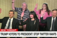 Trump voter to prez: 'Tone it down and forget about Snoop Dogg'