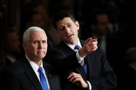 Mike Pence used a private email account that was hacked while governor of Indiana
