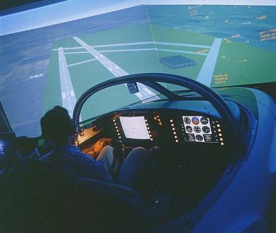 Texas A&M Flight Simulation Laboratory