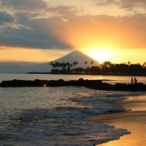 Transport from Lombok Airport to Senggigi Beach : USD $50