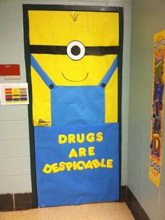 red ribbon week door decoration more red ribbon poster