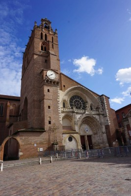 The Basilica of Saint Sernin