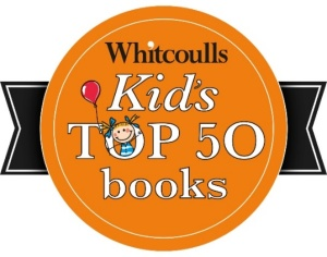 Whitcoulls Kids Top 50 logo