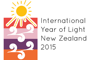 NZ International Year of Light Logo