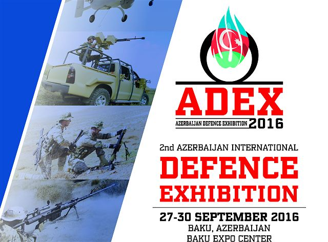 ADEX 2016 2nd Azerbaijan International Defence Exhibition Baku Expo Center September pictures video WebTV gallery 640x480 002