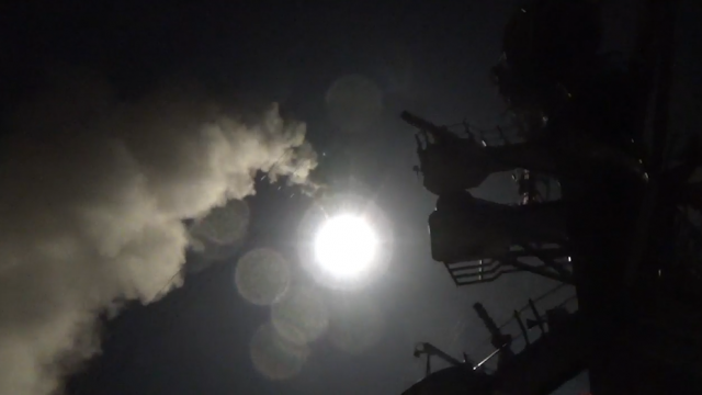 Russia suspends military communication line with US in Syria