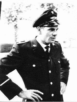 Kreisbrandmeister Walter Wolf 1961