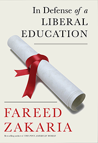 In Defense of a Liberal Education Book Cover