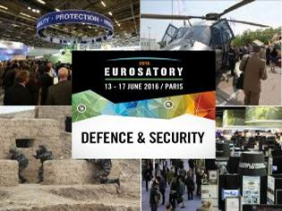Eurosatory 2016 pictures Web TV Television images photos video  International Land Defence Security Exhibition Paris France 16 to 20 June 2016 world worldwide global army military industry