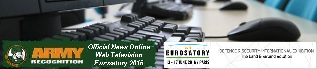 Eurosatory 2016 exhibitors visitors information official news online Web TV Defence Security Exhibition land airland solution Paris France