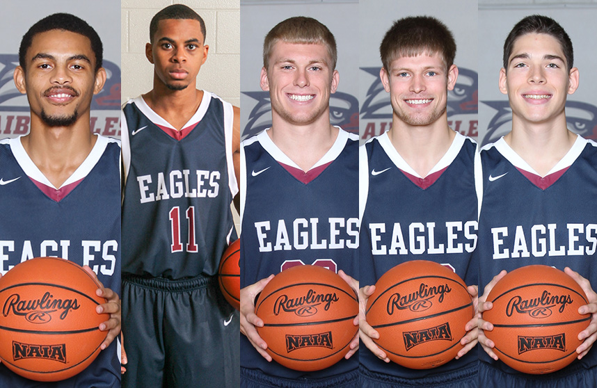 Photo for Men's Basketball Daktronics-NAIA Scholar-Athletes released