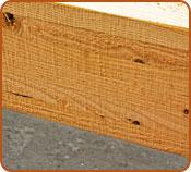 Rough Sawn Texture