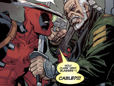 Okay, So Now Brad Pitt And Michael Shannon Are In The Running To Play Cable In 'Deadpool 2'?