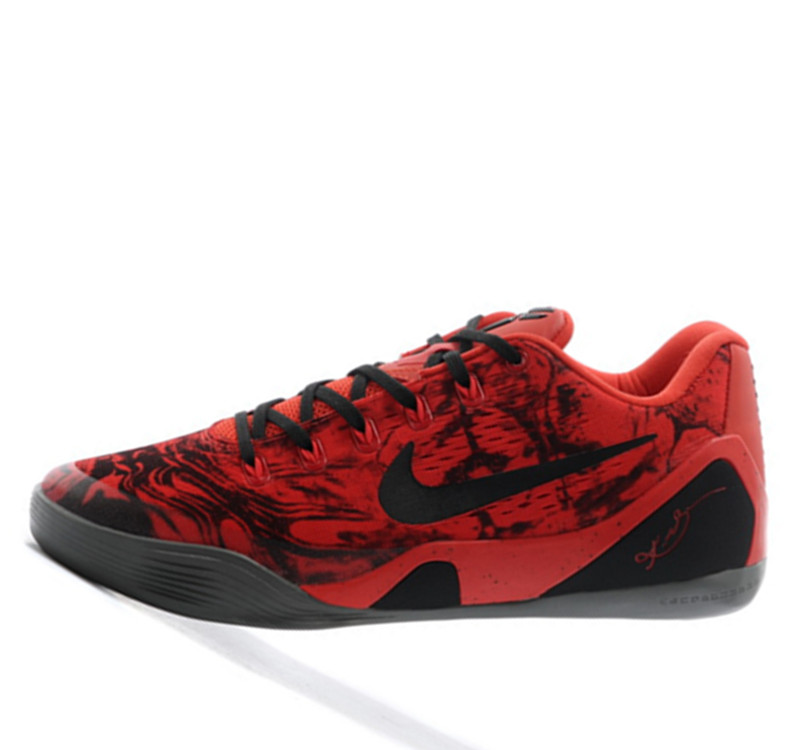 Nike Kobe 9 IX Low ndependence Day Red