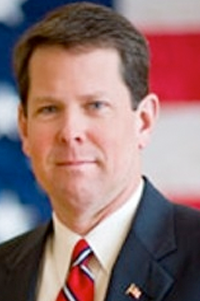 Image result for brian kemp