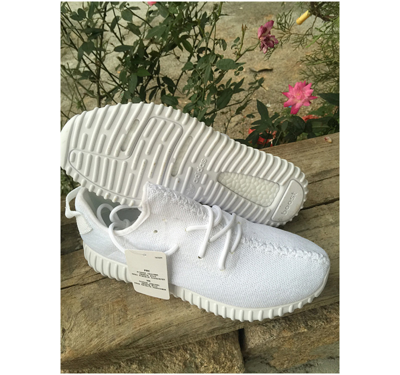 kanye adidas Yeezy 350 Boost low white Women/Men Shoes