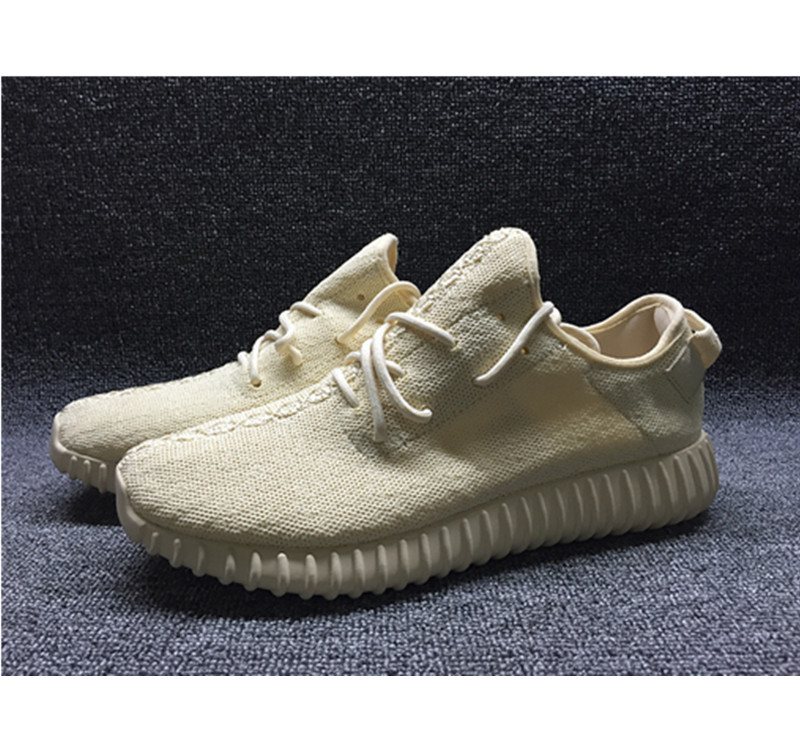 kanye adidas Yeezy 350 Boost low yellow Women/Men Shoes