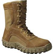"""Rocky 8"""" S2V Ventilated Military Boot (Coyote)"""