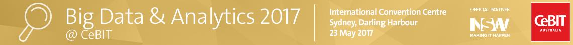 Big Data & Analytics 2017 @ CeBIT