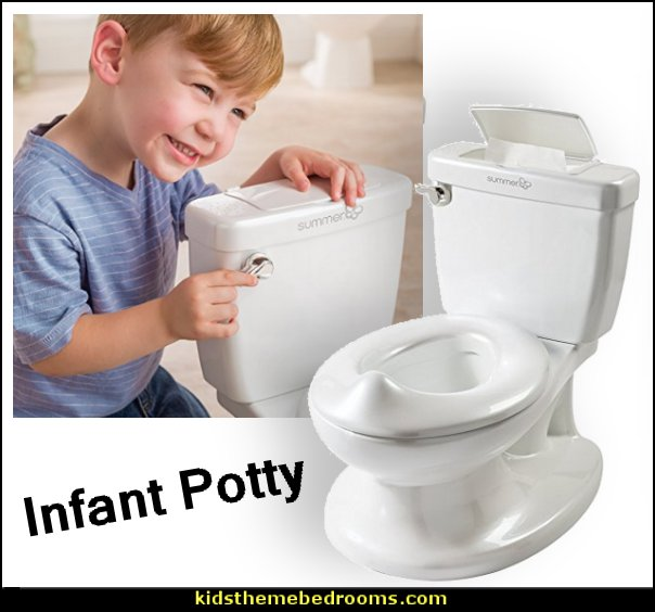 Infant My Size Potty - GlowBowl lights - Toilet Night Lights