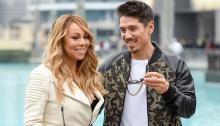 "Mariah Carey Post ""Provocative"" Picture with Bryan Tanaka"