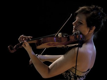 Julia Ogrydziak, San Francisco Conservatory of Music, 2008. Credit: Camilla Beck.