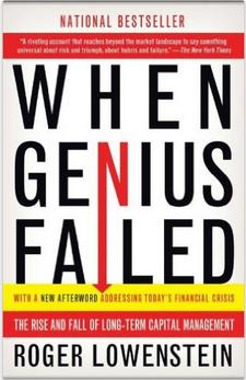 when genius failed book cover