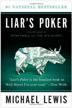 liars poker book cover