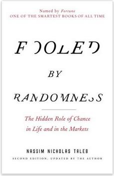 fooled randomness book cover