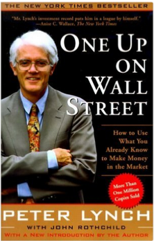one up wall street book cover