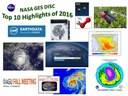 The NASA GES DISC presents the Top 10 Highlights of 2016.  (Click on the image for larger view.)