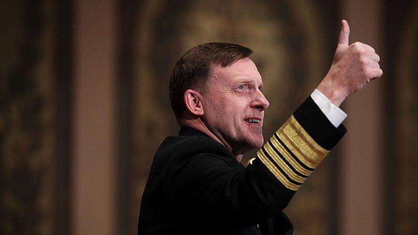 Seit April 2014 leitet Michael Rogers die NSA.