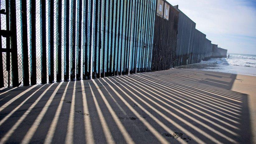Grenze Mexiko USA San Diego
