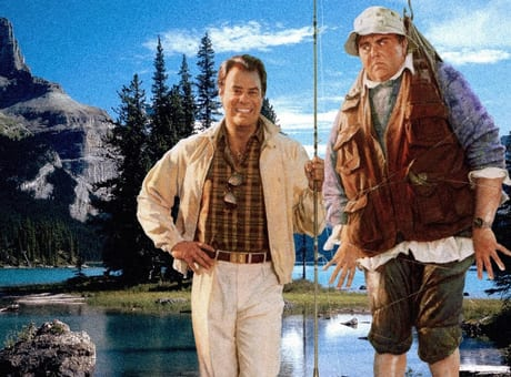 Universal Is Eyeballing A Remake Of 'The Great Outdoors' With Kevin Hart As The Star