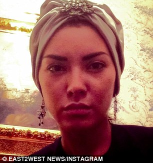 Victoria Rakhimbayeva is believed to be 29 years old and to have started a close relationship with Mikhail Lesin since at least mid-2014
