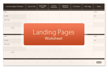 landing pages worksheet thumb