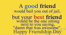 friendship day 2017 fb status