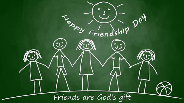 friendship day 2017 3d wallpapers