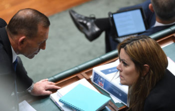 Credlin is wrong: Tony Abbott was not more popular with women than Turnbull
